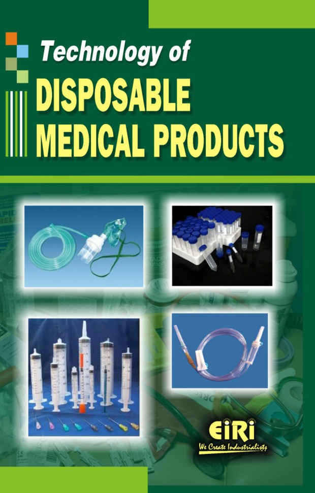 Buy Here Pay Here Ri >> Technology Disposable Medical Products Hand Book, technology of disposable medical products ...